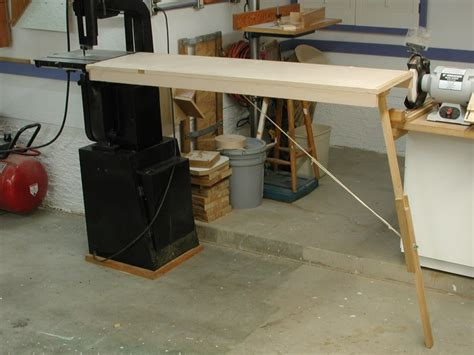 Band Saw Table Extension Diy