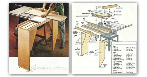 Band-Saw-Sliding-Table-Plans