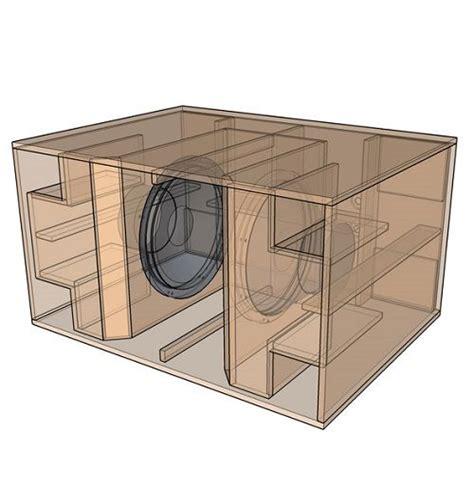 Bandpass-Speaker-Box-Plans