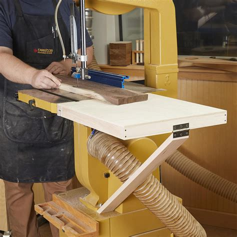 Bandsaw-Outfeed-Table-Plans