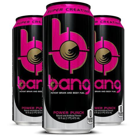 Bang Energy Drink New
