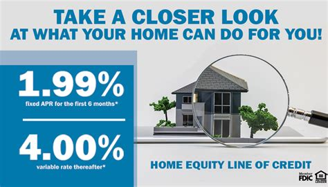 Bank Home Equity Loan Rate