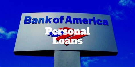 Bank Of America Personal Loans Interest Rates