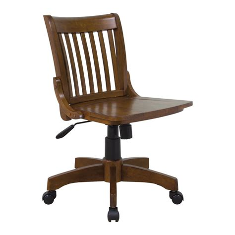 Banker-Chair-Plans