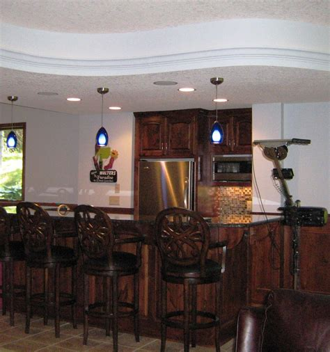 Bar Designs With Soffits