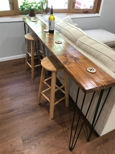 Bar Kitchen Table Diy