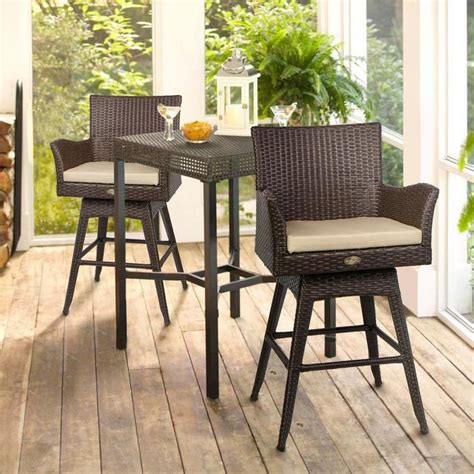 Bar Stool Covered Patio Designs Wood
