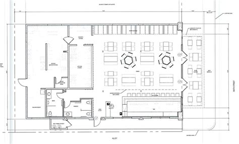 Bar-And-Grill-Layout-Plans
