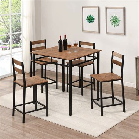 Bar-Height-Dining-Table-Plans