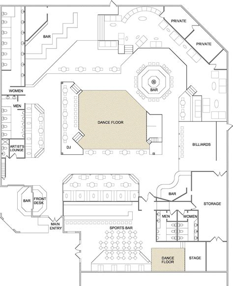 Bar-Nightclub-Floor-Plans