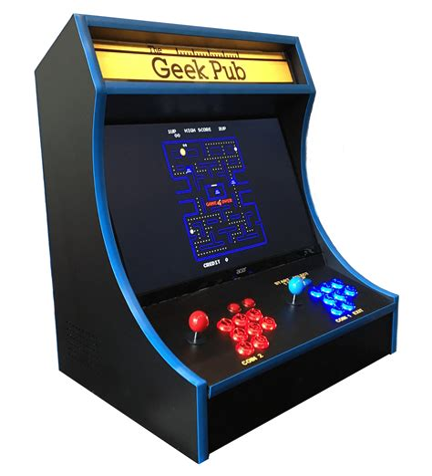 Bar-Top-Arcade-Plans
