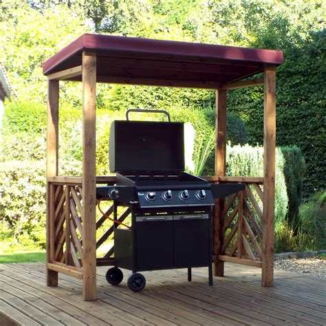 Barbecue Shelter Bq