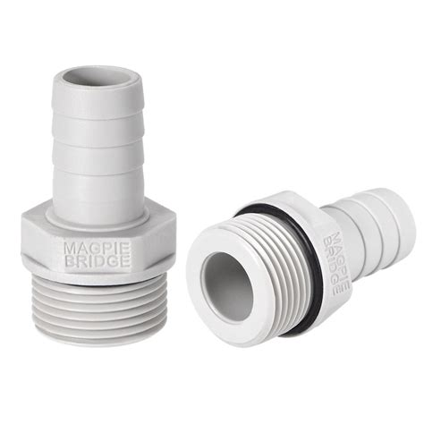Barbed Plastic Hose Fittings