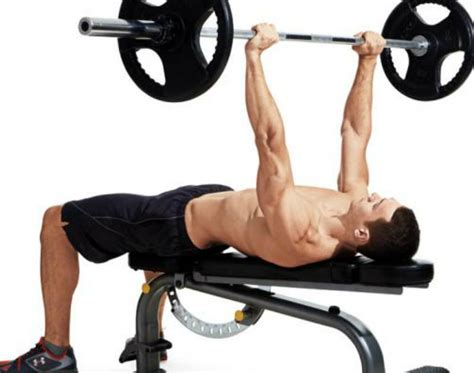 Barbell Bench Press Workout Plan