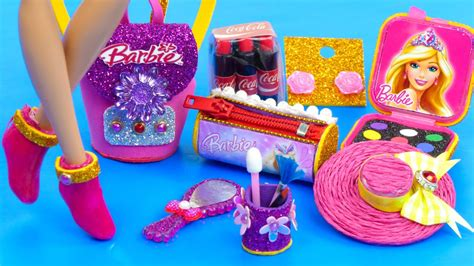 Barbie Diy Youtube