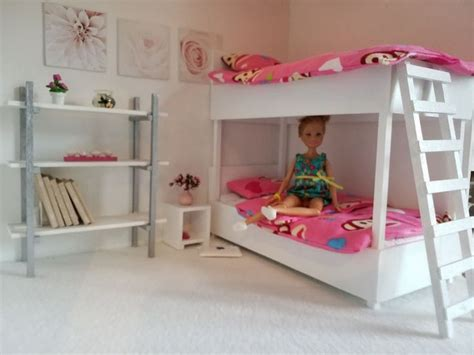 Barbie Doll Bed Dimensions