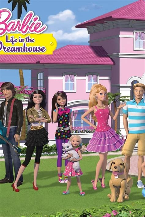 Barbie-Life-In-The-Dreamhouse-Tv-Show