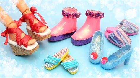 Barbie-Shoes-Diy