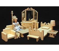 Best Barbie doll wood furniture plans