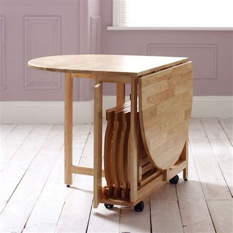 Bargain Foldout Dining Table