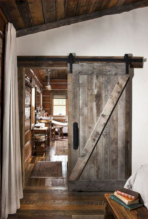 Barn Door Plans For House