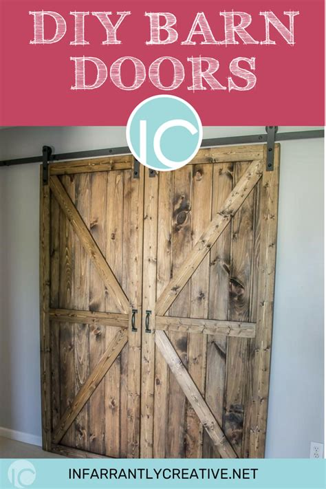 Barn Door Woodworking Plans