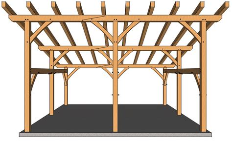 Barn Framing Plans