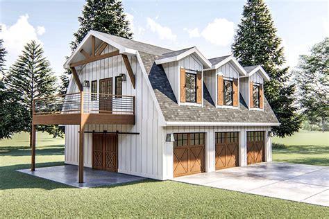 Barn Garage Apartment Plans