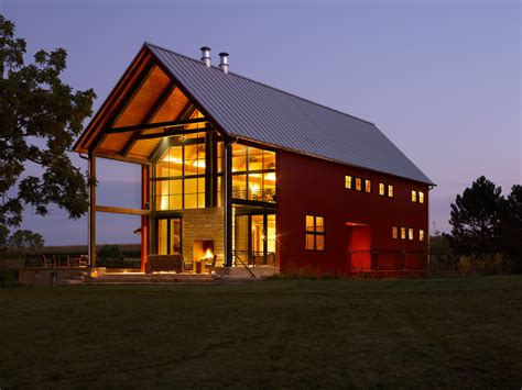 Barn Home Design Plans