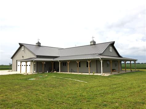 Barn House Plans And Prices