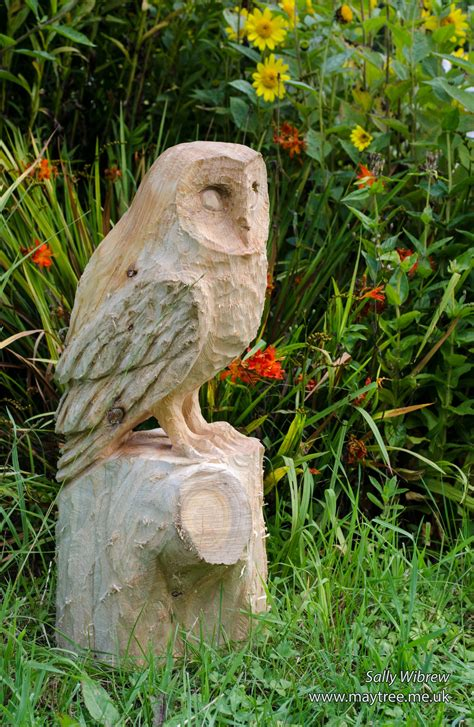 Barn Owl Carving Patterns