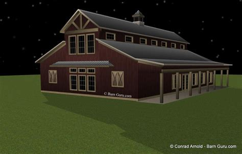 Barn Plans For Sale