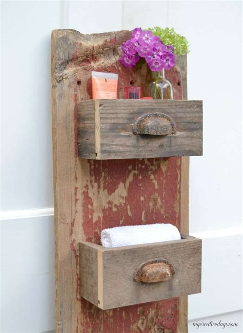 Barn Wood Projects Pinterest