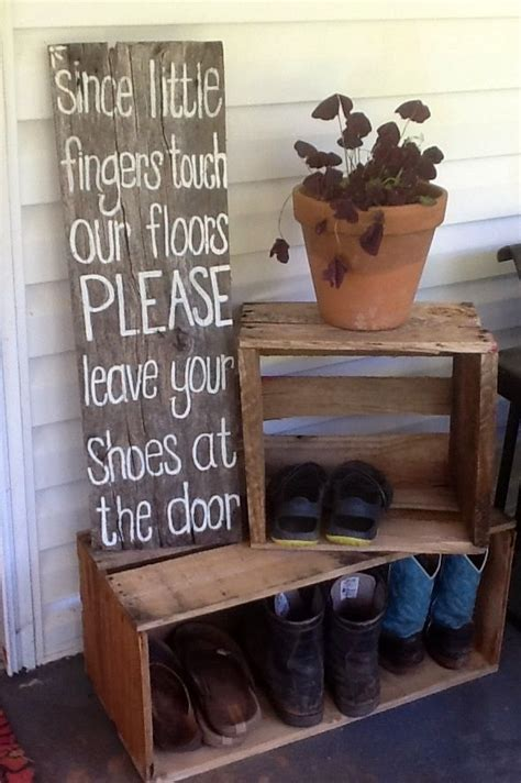 Barn Wood Signs Diy For Baby