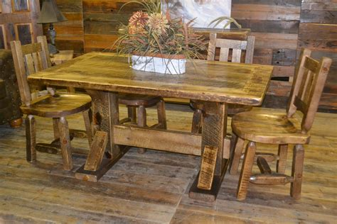 Barn Wood Tables Images