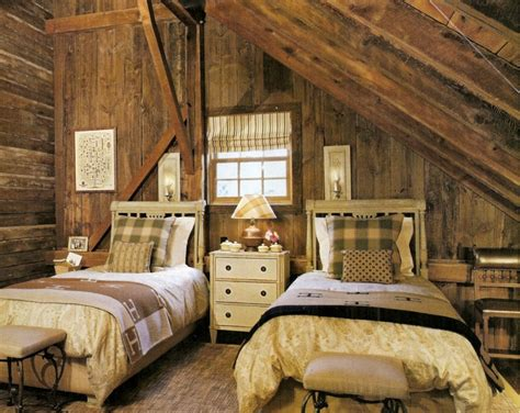 Barn bedroom ideas Image