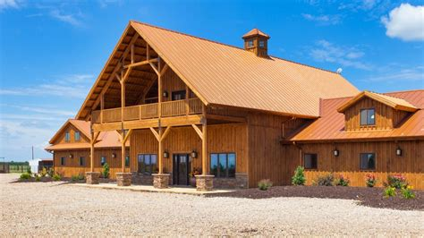 Barn-And-House-Combo-Plans