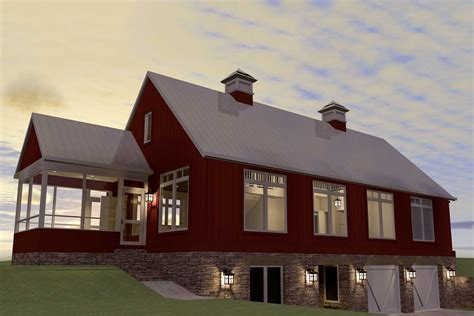 Barn-Architecture-Plans