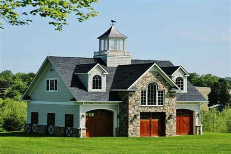 Barn-Garage-House-Plans