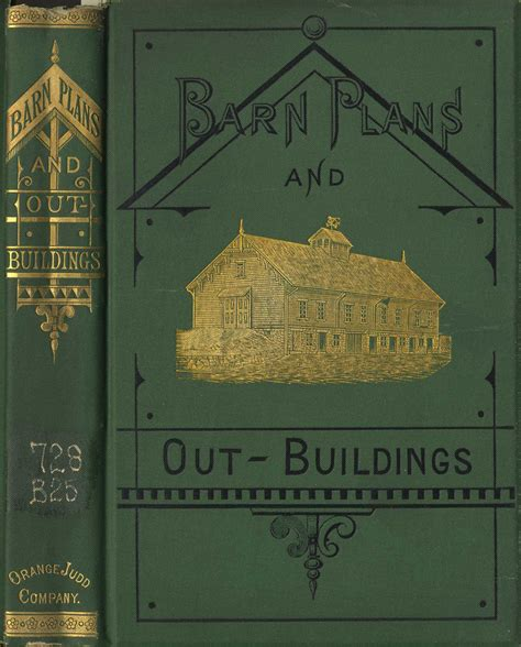 Barn-Plans-And-Outbuildings-Orange-Judd
