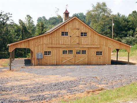Barn-Plans-For-Sale