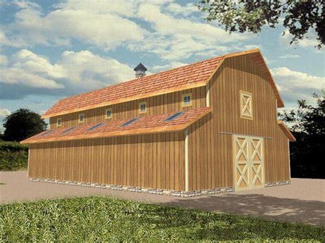 Barn-Plans-With-Hay-Loft