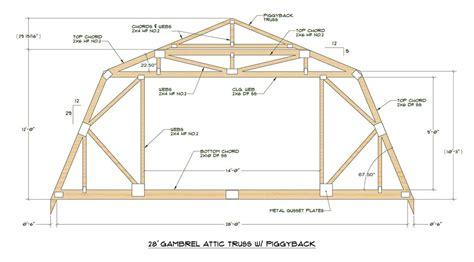 Barn-Roof-Truss-Plans