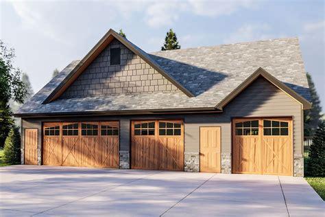 Barn-Style-3-Car-Garage-Plans