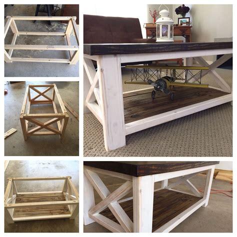 Barn-Style-Coffee-Table-Diy