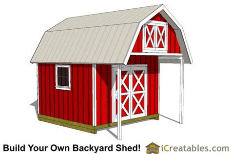 Barn-Style-Shed-Plans-12x12
