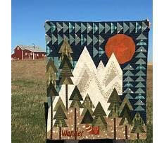 Best Barn quilt construction