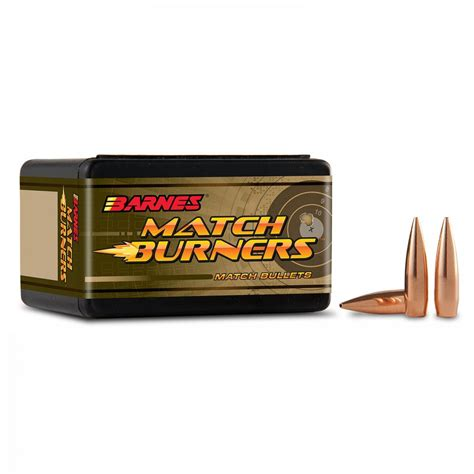 Barnes  Match Burner Match Rifle Bullets  Cabela S.
