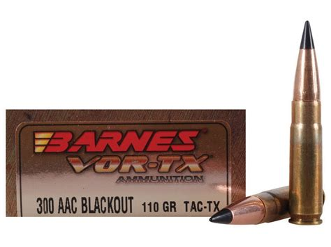 Barnes 300 Blackout Bullets And Cmmg Mk4 300 Blackout Review