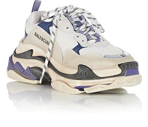 Barneys Balenciaga Womens Sneakers